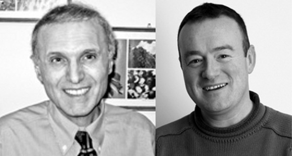In 2008, Professor Giovanni Appendino (left) and Professor Simon Gibbons (right) showed that marijuana chemicals could be just as effective against drug-resistant MRSA strains as powerful prescription antibiotics.