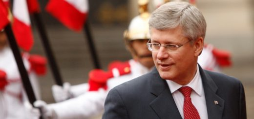 Remember When Marijuana Was Legal In Canada? Harper Doesn't