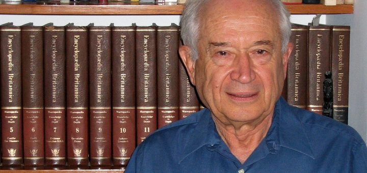 Raphael Mechoulam became the first person to isolate and synthesize THC in 1964 (Photo: Tzahy)