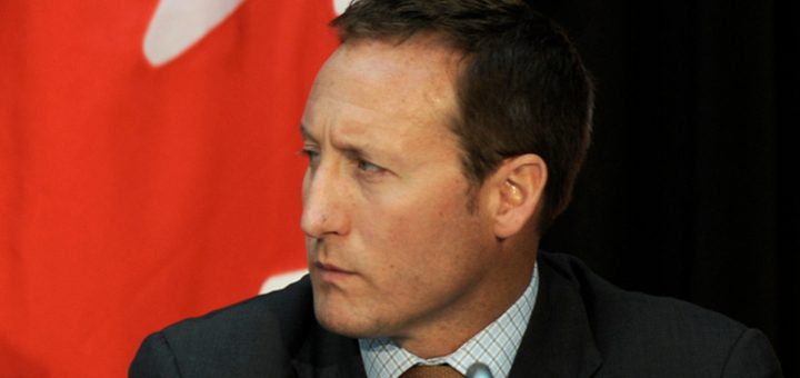 Conservative Justice Minister Peter MacKay (Photo: Wikimedia Commons)