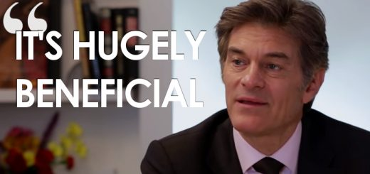 What Dr. Oz Thinks About Medical Marijuana [Video]