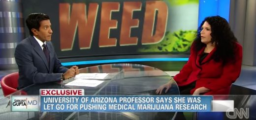 How Advocating Medical Marijuana Got a Professor Fired [Video]