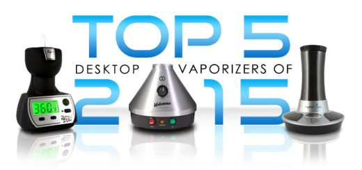 Top 5 Desktop Vaporizers of 2015