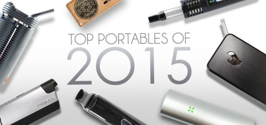 Top 7 Portable Vaporizers of 2015