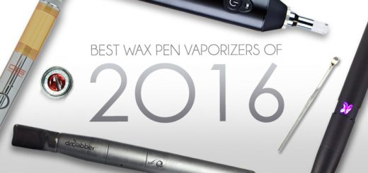 Best Wax Pen Vaporizers of 2016