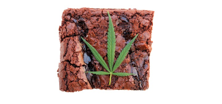 how to put weed in brownies