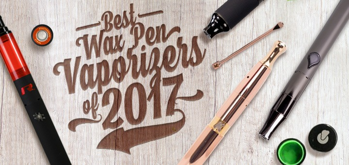 best wax pens of 2017