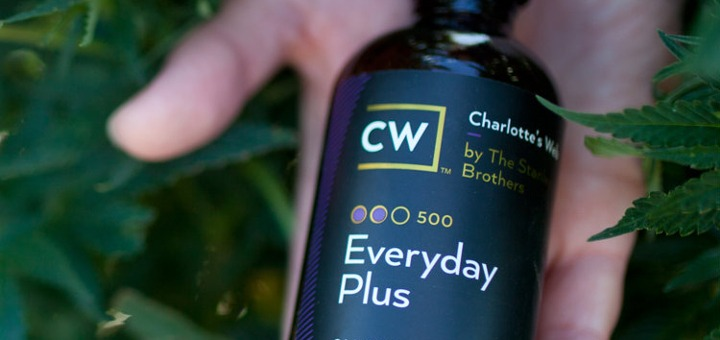 5 types of cbd oil