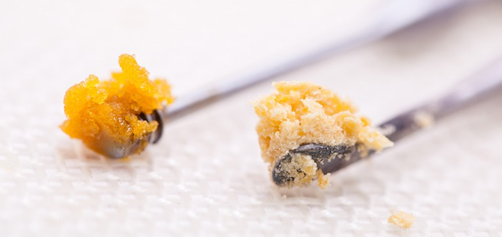 Live resin - Cannabis extract