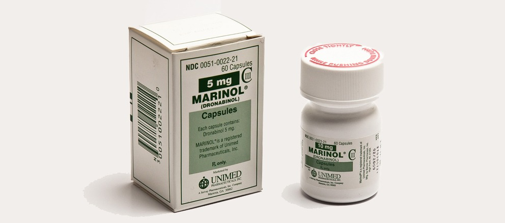 Marinol package
