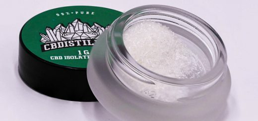 What is CBD Isolate Powder?