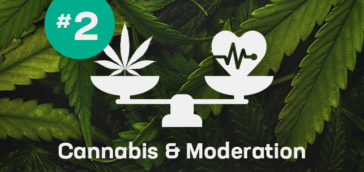 Cannabis and Moderation