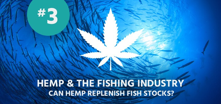 How Hemp can help the Fishing Industry