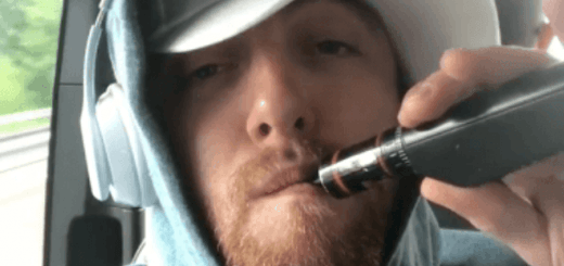 Mac Miller had a secret parody Instagram account for his vape tricks