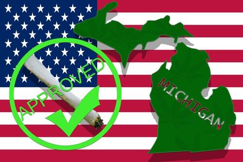 Recreational Cannabis Approved in Michigan