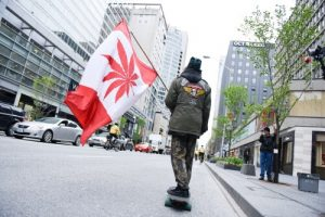 All eyes were on Canada earlier this year as they got ready for Cannabis Legislation.