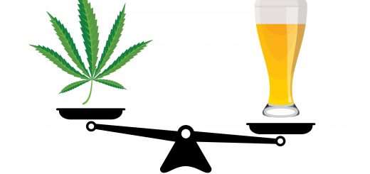 New data shows Cannabis replacing Alcohol and Pharmaceuticals in the U.S.
